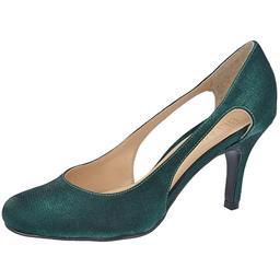 Scarpin Feminino Aberturas Belmon - 6077 - Verde - 33 a 43