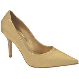 Scarpin Feminino Belmon - 10235 - Ouro