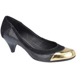 Scarpin Feminino Bico Ouro Belmon - K-18 - 33 a 43