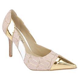 Scarpin Feminino Ouro Belmon - 10210 - 33 a 43
