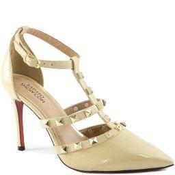 Scarpin Feminino Stiletto 2021 Spikes Sapato Show 970005