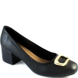 Scarpin Fivela Numeração Especial Sapato Show 2562379