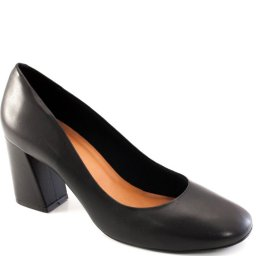 Scarpin Bico Redondo Sapato Show 035501
