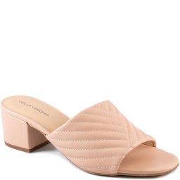 Tamanco Matelassê Numeração Especial 2022 Sapato Show 250108