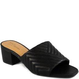 Tamanco Matelassê Número Especial Sapato Show 251108