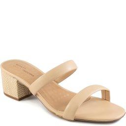 Tamanco Salto Tressê Numeração Especial Sapato Show 251106