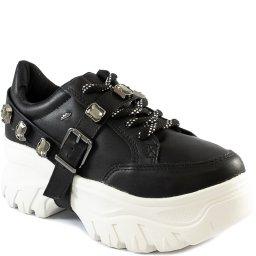 Tênis Dad Sneaker Chunky Com Pedrarias Dakota Street G2503