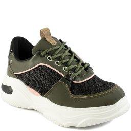 Tênis Dad Sneaker Flatform Inverno 2020 Tanara T4181