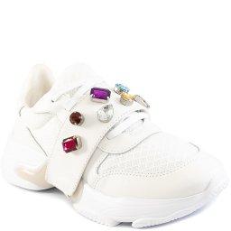 Tênis Dad Sneaker Glam Stones Verão 2021 Schutz S211340018