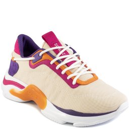 Tênis Dad Sneaker Pop Rush Summer 2021 Schutz S211340004