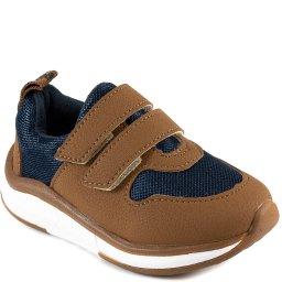 Tênis De Velcro Confortável Infantil Verão Bugazoo 60022