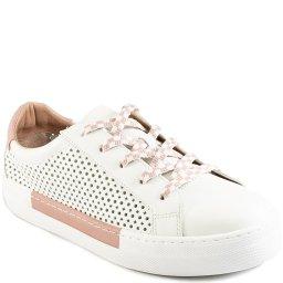 Tênis Feminino Flatform Vazado Sapato Show 32765
