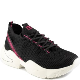 Tênis Feminino Sporty Knit Flatform Neon Ramarim 2182132