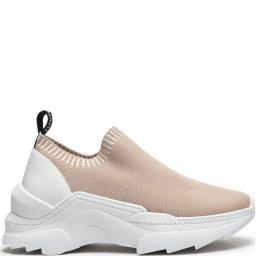 Tênis Flatform Sneaker Square Knit Verão Schutz S211870001