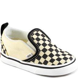 Tênis Infantil Slip-On Checkerboard Vans VN0A34885GX