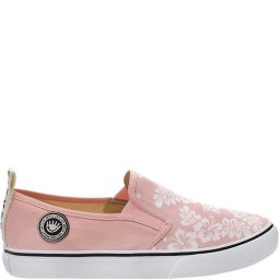 Tênis Long Slip On Hibisco Moonrose Fiever F601420002