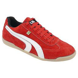 Tênis Masculino Futsal Balmar - 612 - Vermelho
