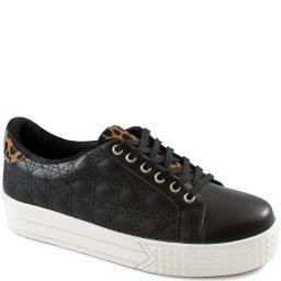 Imagem do produto - Tênis Matelassê Animal Print Número Grande Sapato Show 32505