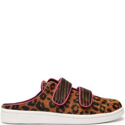 Tênis Open Mule Smash Animal Print Schutz S202260137