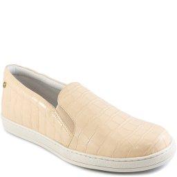 Tênis Slip On Animal Print Número Grande Sapato Show 171298