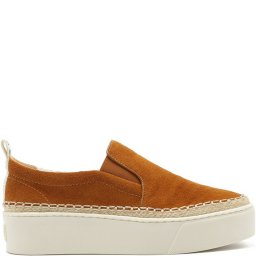Tênis Slip On Califórnia Flaform Juta Fiever F601300068