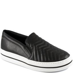 Tênis Slip On Matelassê Número Grande Sapato Show 010280
