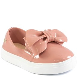 Tênis Slip On Infantil Com Laço Verão Petite Jolie PJ5142IN