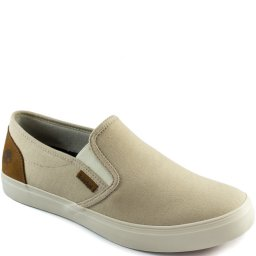 Tênis Slip On Timberland Hampton Canvas