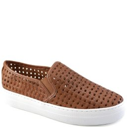 Tenis Slip On Tressê Vazado Sapato Show 32747