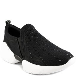 Tênis Slip On Ugly Sneaker Com Strass Inverno Via Uno 521002
