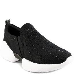 Tênis Slip On Ugly Sneaker Com Strass Inverno Via Uno 521002