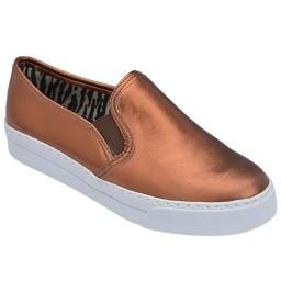 Tênis Slipper Cenci - 2051 Bronze