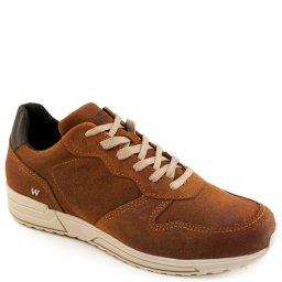 Tenis Sneaker Camurça West Coast 181204