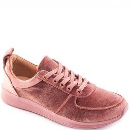 Tênis Sneaker Casual Feminino Veludo Anacapri C300960005