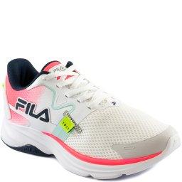 Tênis Sneaker Feminino De Corrida Fila Racer Motion 51J729X