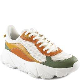 Tênis Sneaker Feminino Plataforma 2020 Sapato Show 1406503