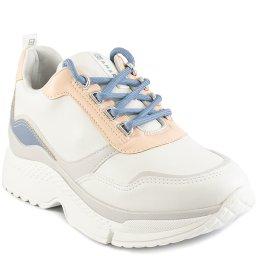 Tênis Sneaker Feminino Plataforma Verão 2021 Ramarim 2079201