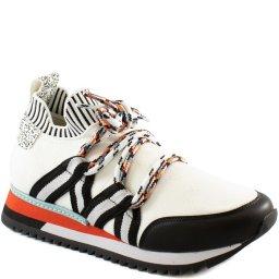 Tênis Sneaker Knit Runner Retro Verão Farm 2020 04520055