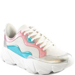 Tênis Sneaker Plataforma Feminino 2020 Sapato Show 1406502