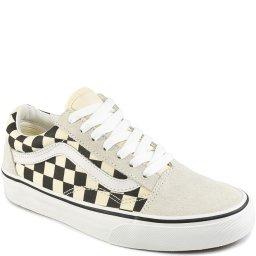 Tênis Vans Feminino Checkerboard Old Skool VNBA38G127K