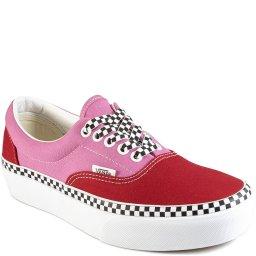 Tênis Vans Feminino Era Platform Checkerboard VN0A3WLUWVX