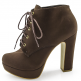 Ankle Boot Estilo Lita Boot Sapato Show - 943716 3