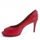 Peep Toe Feminino Sapato Show - 56501151 3