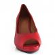 Peep Toe Feminino Sapato Show - 56501151 2