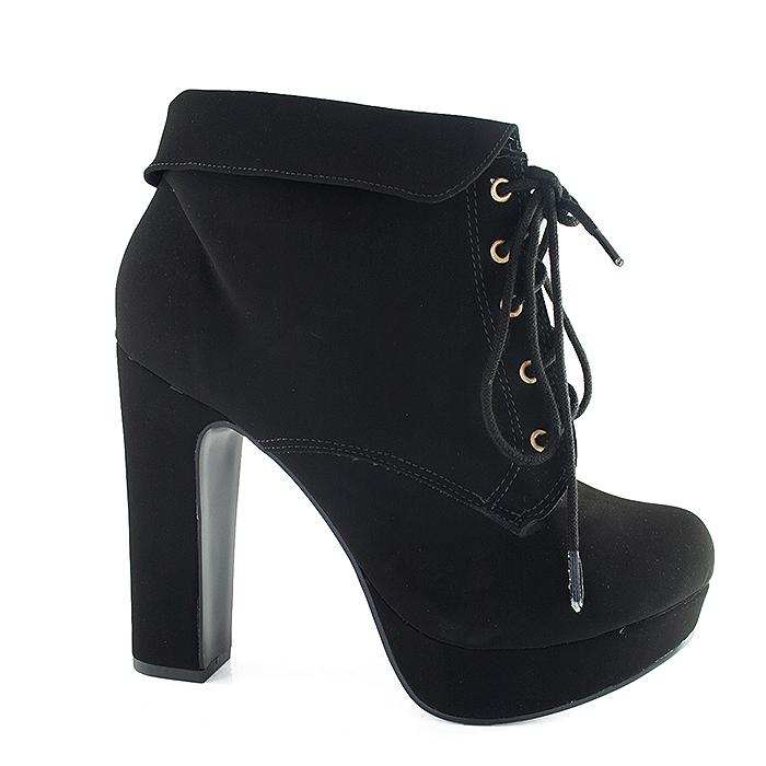403a263230 Ankle Boot Estilo Lita Sapato Show - 94031 - Preto