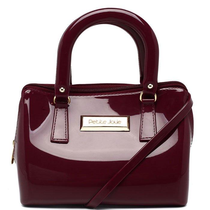 e7b71340a4 Bolsa Petite Bag Petite Jolie 1241 - Bordo