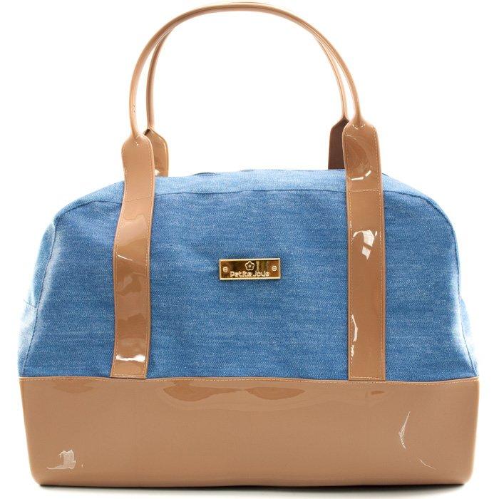 40906fee8 Bolsa Weekend Bag Petite Jolie 2874 - Azul