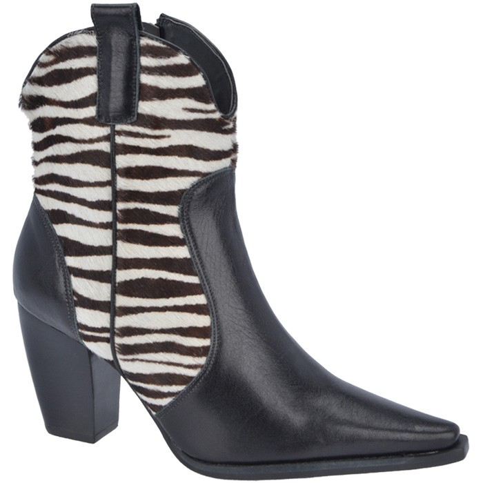 Bota Feminina Country Belmon 9720 Zebra