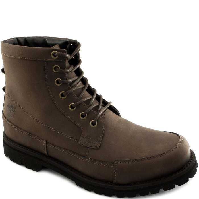 950a49503 Coturno Masculino Timberland Original Leather High - Dark Brown ...