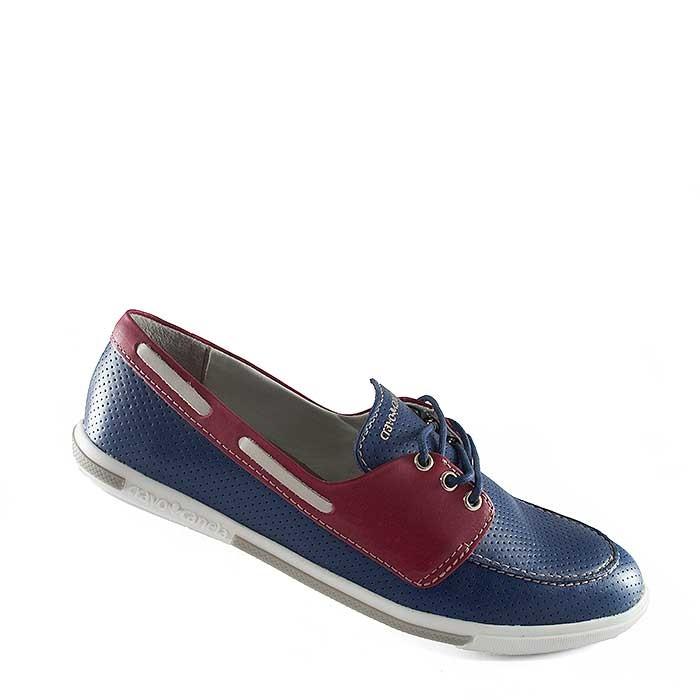 855c26142 Dockside Feminino Cravo e Canela - 96740 - Azul